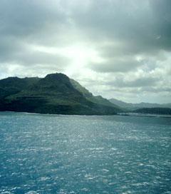 "Kauai, the ""Garden Island"""