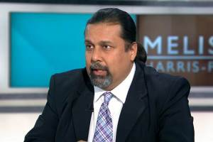 Arun Gupta appears on the Melissa Harris-Perry show on MSNBC